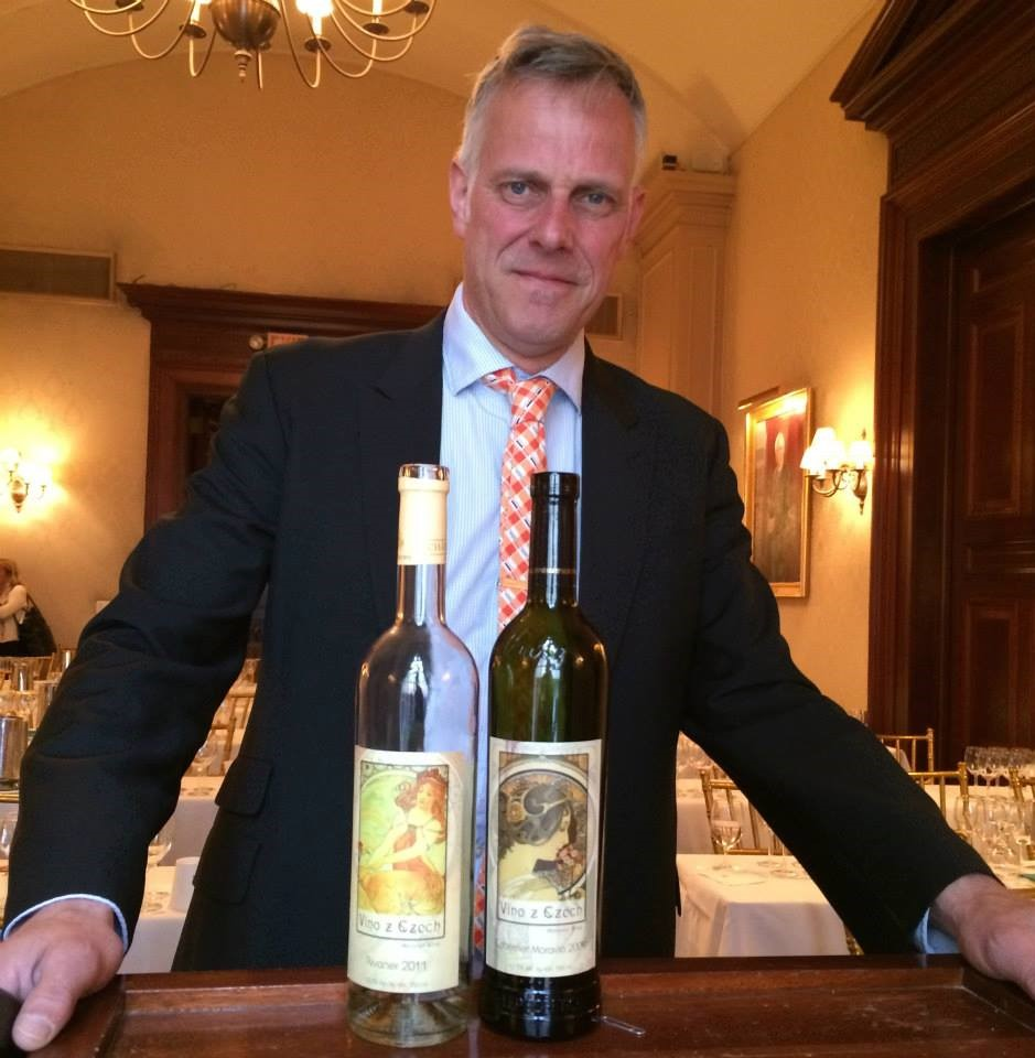 The Sommelier Society of America gives lessons about Moravian wines