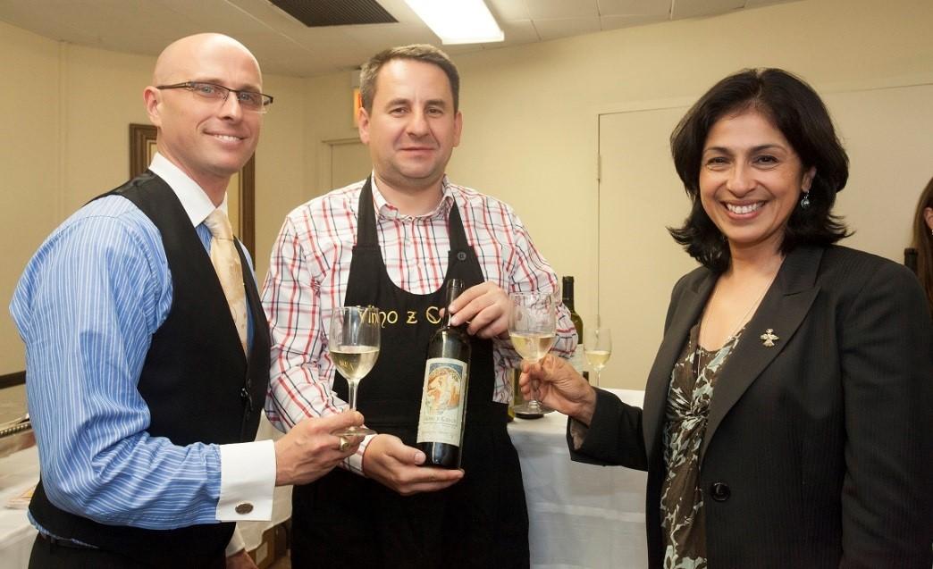 Export vína do USA pod pokličkou